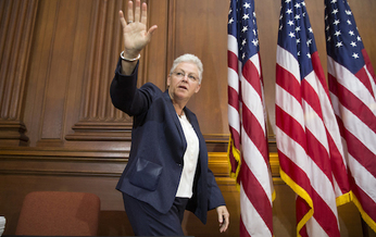 EPA Gina McCarthy calls for all hands on deck in climate fight