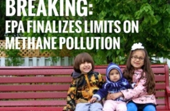 Voces Verdes Supports Critical Step to Curb Methane Pollution